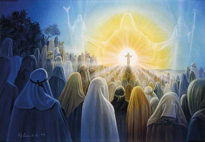 Где искать царство божие?